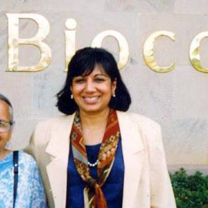 IN PICS: How Kiran Mazumdar Shaw founded Biocon