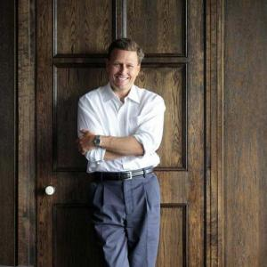 David Baldacci: Win autographed copies of The Target
