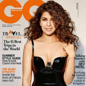 Good lord, Nimrat Kaur!