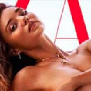 Miranda Kerr in her most daring cover EVER