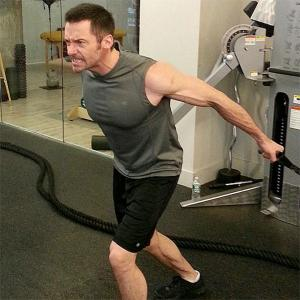 How to get a fab bod like Wolverine