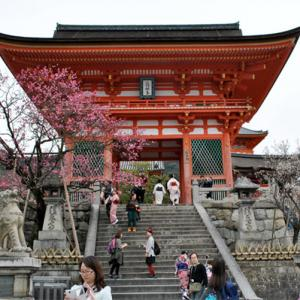 Kyoto and its temples