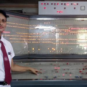 She's Mumbai's first woman station master