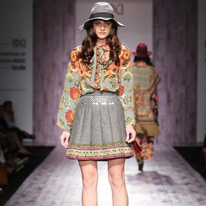 #LooksWeLove from India Fashion Week