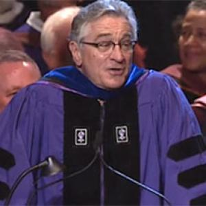 Robert De Niro tells you how to deal with rejection