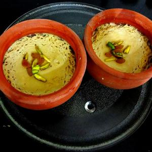 Bhapa Doi recipe: Two ingredients, one dessert!