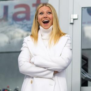 Ouch! Gwyneth gets stung by bees for beauty