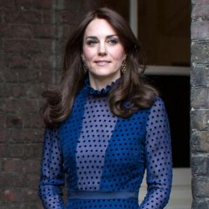 Dress for diplomacy: Kate Middleton wears desi designer