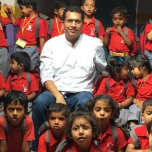 He made education accessible to over 11,000 rural kids