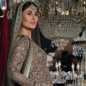 A walk to remember: Kareena wraps up LFW