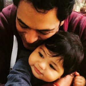 I want to be a role model for my son: Samir Kochhar