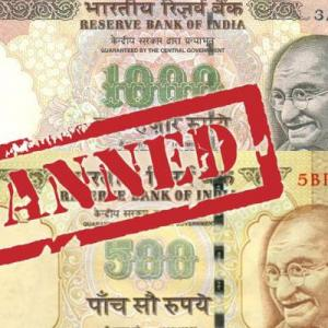 'Achche Din for those without black money'