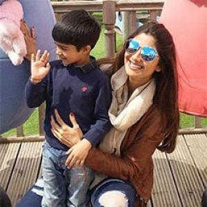 PIX: Shilpa Shetty's LOVELY London holiday