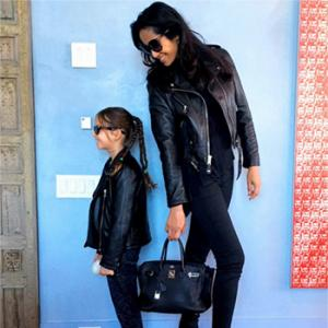 14 pics that reveal Padma Lakshmi is the ultimate supermom