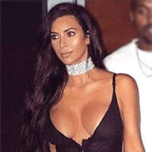 Style Diaries: Kim is a hot mess in sheer!