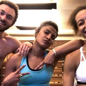 Have you met Priyanka's HOT gym buddy yet?