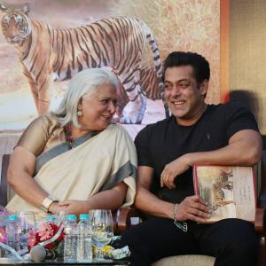 Watch! When Salman makes fun of himself...