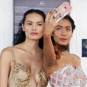 8 LFW behind-the-scenes pics you can't miss