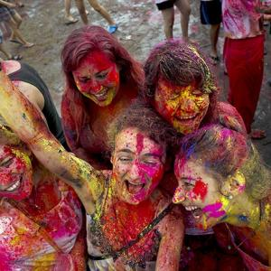 In Pics: How the world celebrates Holi