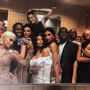 Can Kylie get into trouble for this bathroom selfie?