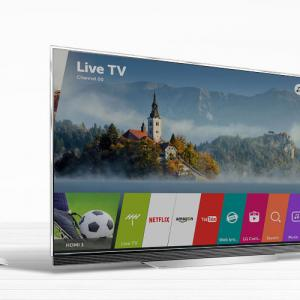 What makes a TV worth Rs 5,84,990?