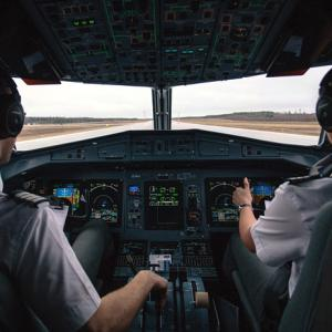 Is your low-cost airline pilot overworked, tired and bored?