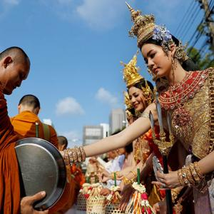 Photos! What you missed at Thailand's Songkran festival