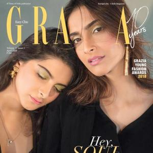 Sonam or Sunny: Who's the hottest April cover girl?