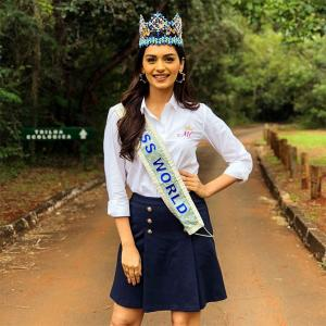 The Indian beauty queen with a heart of gold