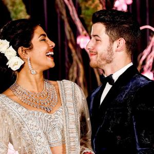 The story behind Priyanka's showstopping lehenga