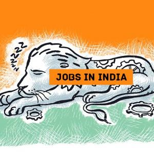 Find out where the JOBS are in India!
