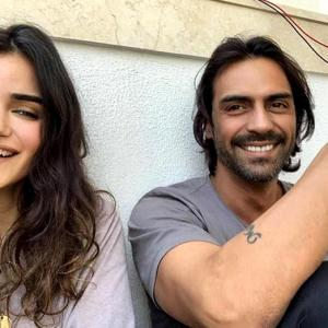 Arjun Rampal is dating this South African model