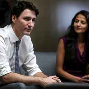 Justin Trudeau's advice to India's top students