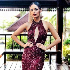 Manushi Chhillar looks so hot, she'll make your screen melt