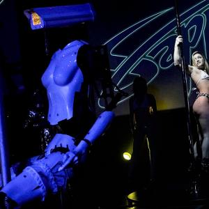 10 things that are way better than erotic stripper robots