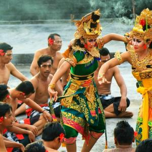 When the Ramayana came to life in Bali