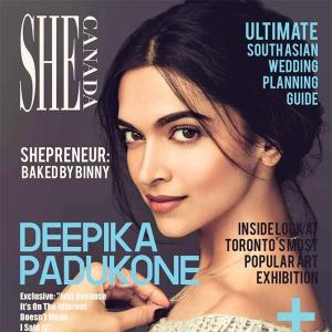 Love Deepika's international mag covers? Vote now!