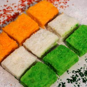 #I-Day Eats: How to make tricolour mithai