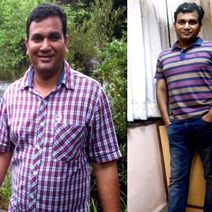 Fat to Fit: This IT guy went from 87 to 73 in three months