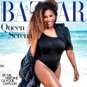 Strong! Sexy! Stylish: Being Serena Williams