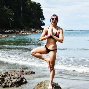 This yoga teacher knows why you are not losing weight