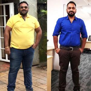 Fat to Fit: How I lost 42 kilos in six months