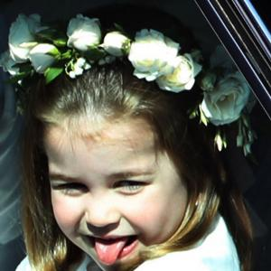 Pix: The cutest attendees at Harry and Meghan's royal wedding