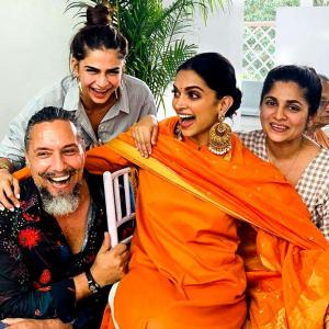 #DeepVeerKiShaadi: Is this Deepika-Ranveer's dream bridal team?