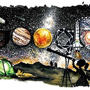 How a Mumbai student designed Google's Children's Day doodle
