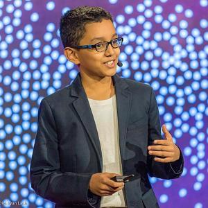 The 12-year-old who wants to save the oceans