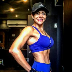 Psst! This is what Mandira Bedi does for a sexy, sculpted core