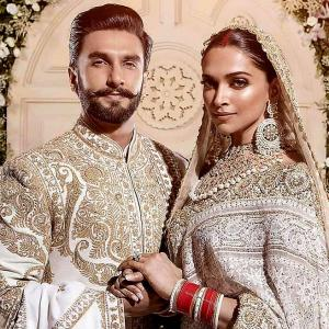 Loved Deepika's reception look? See who created it