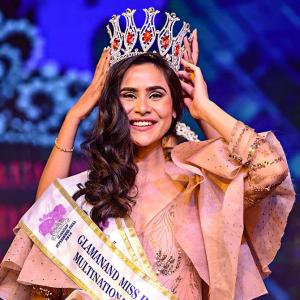 Meet the first Kashmiri Pandit beauty queen