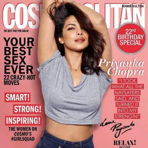 Lol! Priyanka's armpits are back in the news